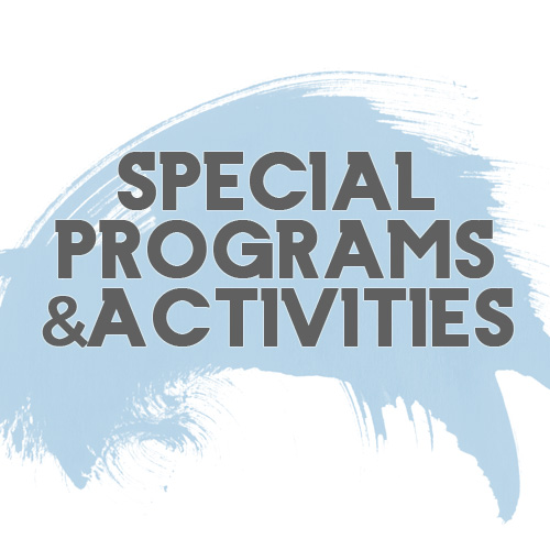 special programs activities uci international center uci